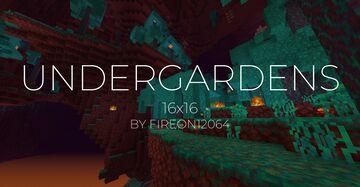 Undergardens 16x [Vanilla CTM] Minecraft Texture Pack