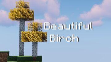 Beautiful Birch [1.16] Minecraft Texture Pack