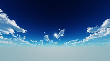 Standard Sky Overlay (day sky overlay!) Minecraft Texture Pack