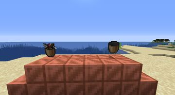 Bundles to Buckets of items Minecraft Texture Pack