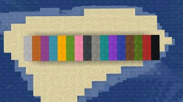 Leathery wool Minecraft Texture Pack