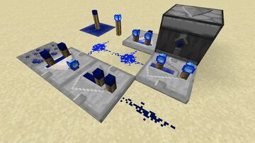 Bluestone (Official faithful 32x addon) 1.12-1.16 Minecraft Texture Pack