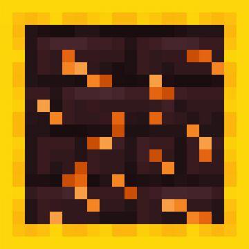 [Programmer Art] Better Cracked Nether Bricks [1.16+] Minecraft Texture Pack