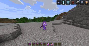 diamond-amethyst Minecraft Texture Pack
