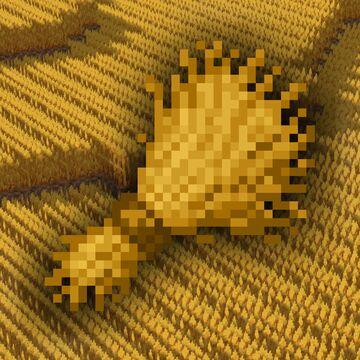 Faithful Golden Wheat x32 (1.6 - 1.16) Minecraft Texture Pack