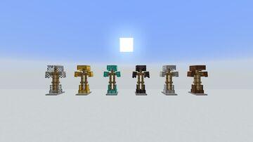 Social Armor Minecraft Texture Pack