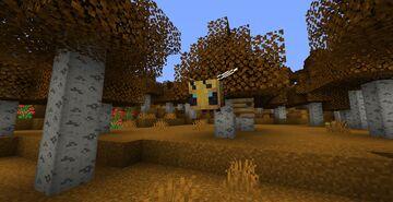 Alternate Default (16x) by SpicyPlumTea - version 1.0: trees! Minecraft Texture Pack