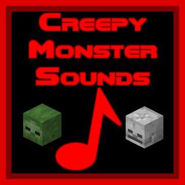 Creepier Monster Sounds Minecraft Texture Pack
