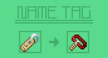 Name Tags into Collars Minecraft Texture Pack
