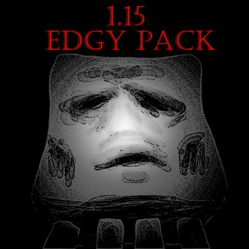 1.15 Edgy Pack Minecraft Texture Pack
