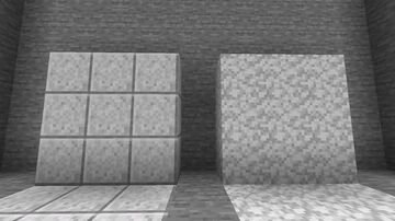 Better Diorite Minecraft Texture Pack