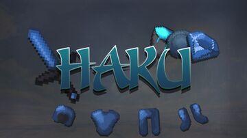 Haku 32x   PVP texture pack  blackL Minecraft Texture Pack