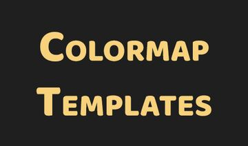 Pablo's Developer Tools - COLORMAP TEMPLATES Minecraft Texture Pack