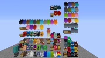 More Elytras(Bedrock Edition) Minecraft Texture Pack