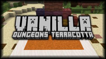 Dungeons Terracotta Minecraft Texture Pack