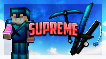 Supreme [128x] PVP Pack Minecraft Texture Pack