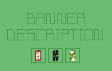 Intuitive Banner Pattern Names Minecraft Texture Pack