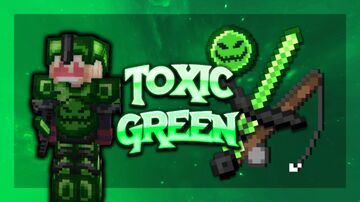 ToxicGreen 32x (+ MCPE PORT) Minecraft Texture Pack