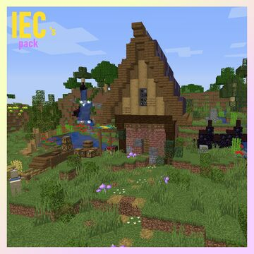 IntEmCet's pack - The Vannila Improving Resource Pack for All Minecrafters Minecraft Texture Pack