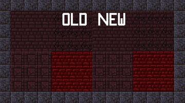 Better Nether Bricks Minecraft Texture Pack