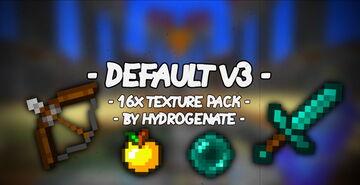 Default V3 - 16x Texture Pack Minecraft Texture Pack