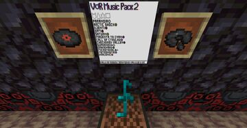 Valle of Roses Music Pack 2: Electric Boogaloo Minecraft Texture Pack