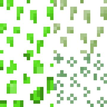 Clearer leaves [1.6-1.15+] Minecraft Texture Pack