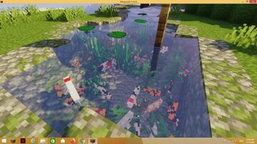 Koi plus! Minecraft Texture Pack