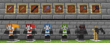 Castle Crafters Minecraft Texture Pack
