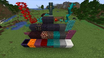 Classical Style - Nether Minecraft Texture Pack