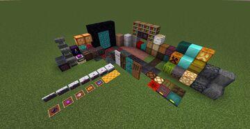 AkiiCraft Minecraft Texture Pack