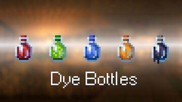 Dye Bottles Minecraft Texture Pack