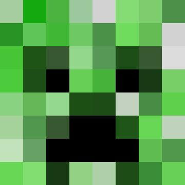 Invisible Creepers Minecraft Texture Pack
