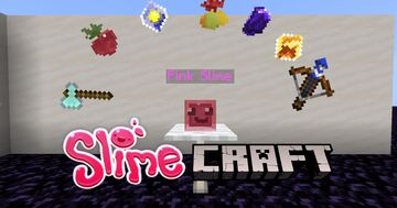 SlimeCraft v.1.3 Minecraft Texture Pack