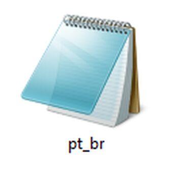 """Correção de erros de tradução (PT-BR) - a.k.a """"Translation errors fix (PT-BR)"""" Minecraft Texture Pack"""
