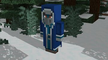Chillagers [Iceologers] Minecraft Texture Pack