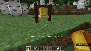 Spruce Log Bell Sides Minecraft Texture Pack