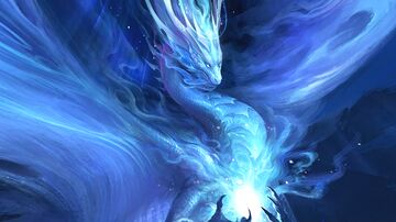 Dragon Sky Overlay (custom sky overlay) Minecraft Texture Pack