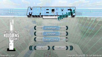 HOLOLENS [JAVA] 🔣 Minecraft Texture Pack