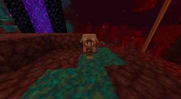 anime piglin Minecraft Texture Pack