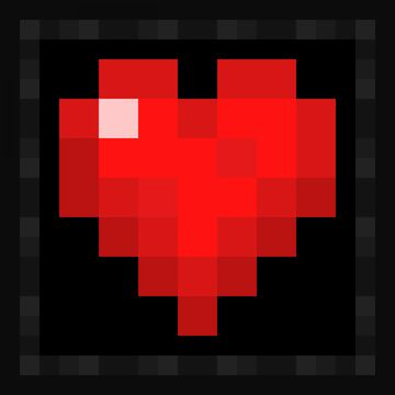 Detailed Hearts ◦ Bedrock Edition Minecraft Texture Pack
