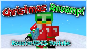 100 Subscriber Christmas Revamp! Minecraft Texture Pack