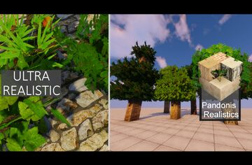 Pandonis Realistics | Ultra Realistic Pack Minecraft Texture Pack