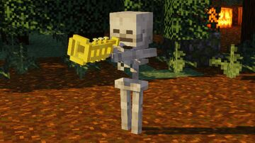 Packtober Minecraft Texture Pack