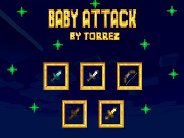 Baby Atack Minecraft Texture Pack