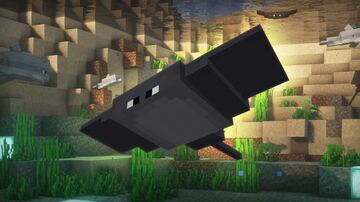 Stingrays [Cosmetic Addon] Minecraft Texture Pack