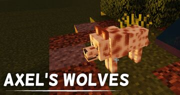 Axel's Wolves - 120+ New Wolf Textures! - Minecraft Texture Pack