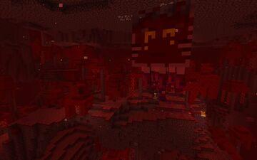 Crimson ghast Minecraft Texture Pack