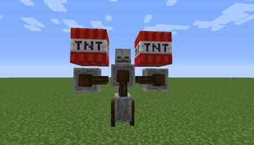 Yeeter Wither Minecraft Texture Pack