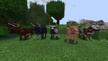 Realistic Animals Minecraft Texture Pack